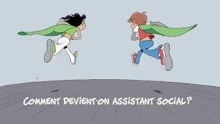 Comment devenir assistant social?