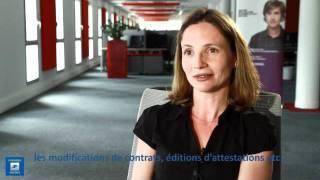 Conseiller en Assurances - Vidéo Métier