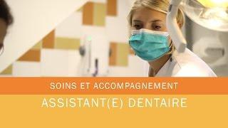 Assistant dentaire - Les Métiers de la Mutualité