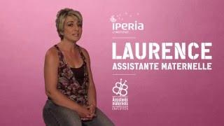 Assistante maternelle - LAURENCE