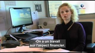 Valérie, comptable - une vidéo métier Pôle emploi.