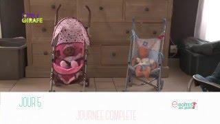 Chez Cathy : les premiers pas chez l'assistante maternelle
