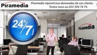 Piramedia, le télésecrétariat sur-mesure