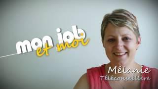Mon job et moi : Téléconseiller