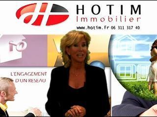 Le Réseau National d'Agent Commercial Mandataire Immobilier a domicile HOTIM vous propose jusqu'à 96