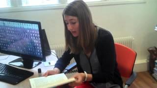 Marie-Axelle, traductrice du Châle de cachemire