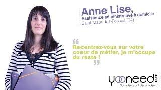 Assistante administrative à domicile