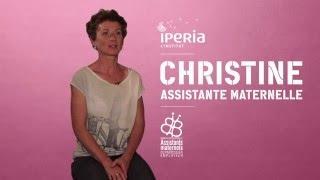 Assistante maternelle - CHRISTINE