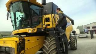 Assistante de direction d'une entreprise agricole à Obrechies.
