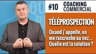 Coaching vente Téléprospection