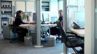Employée administrative