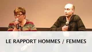 Métier d'Assistant social: le rapport hommes / femmes