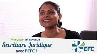 Formation de Secrétaire Juridique de l'EFC