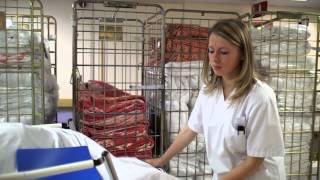 Assistant logistique en milieu hospitalier